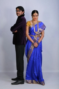 Manish Arya, Priyanka Rao in Sivagami Telugu Movie Stills