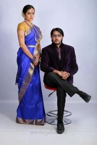 Priyanka Rao, Manish Arya in Sivagami Telugu Movie Stills
