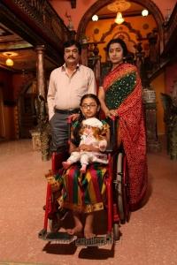 Jai Jagadish, Suhasini Maniratnam in Sivagami Telugu Movie Stills