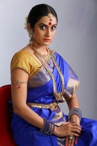Actress Priyanka Rao in Sivagami Telugu Movie Stills