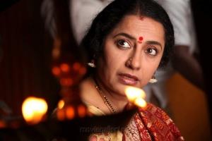 Actress Suhasini Maniratnam in Sivagami Telugu Movie Stills