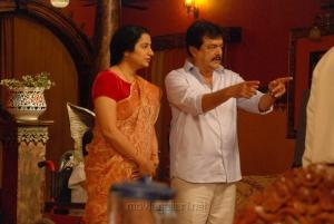 Suhasini, Jai Jagadish in Sivagami Telugu Movie Stills