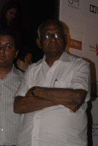 SP Muthuraman at Sivaji 3D Movie Press Meet Stills