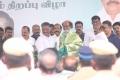 Kadambur Raju, O. Panneerselvam, Rajinikanth, D.Jayakumar, Kamal Hassan @ Sivaji ManiMandapam Opening Ceremony Stills