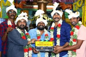 Balasubramaniem, RD Raja, Ponram, Sivakarthikeyan, Soori New Movie Pooja Stills