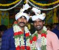 Soori @ Sivakarthikeyan Samantha Movie Pooja Stills