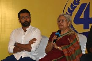 Suriya @ Sivakumar Educational Trust 40th Year Anniversary Celebrations Photos