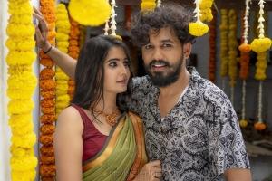 Madhuri, Aadhi in Sivakumarin Sabatham Movie HD Images