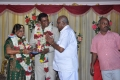 SP Muthuraman at Sivanarayana Murthy Son Wedding Reception Photos