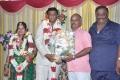 PRO Vijaya Murali at Sivanarayana Murthy Son Wedding Reception Photos