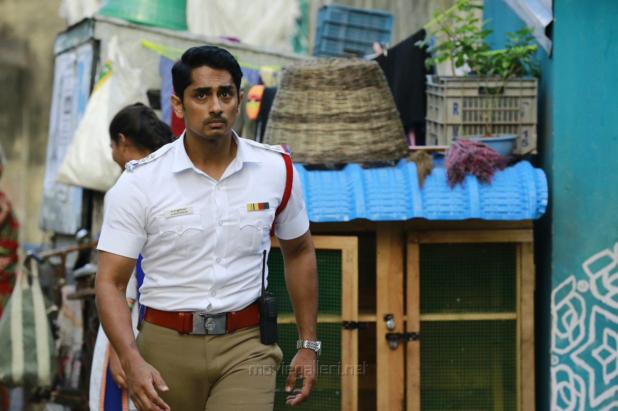 Actor Siddharth in Sivappu Manjal Pachai Movie Stills HD