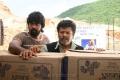 Naveen Chandra, Rajkiran in Sivappu Tamil Movie Stills