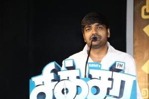 Satish @ Sixer Movie Press Meet Stills