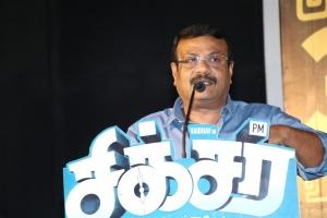 Ilavarasu @ Sixer Movie Press Meet Stills