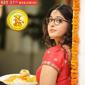 Actress Anushka Shetty Photos in Size Zero Movie