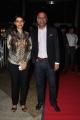 Prasad V Potluri, wife Jhansi Sureddi @ Size Zero Audio Launch Stills