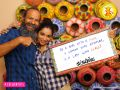 Nirav Shah, Kanika Dhillon in Size Zero Movie Placards Campaign Photos