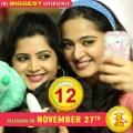 Anushka Shetty's Size Zero Movie Release Posters