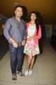 Susank Bharadwaj, Anasuya @ Size Zero Movie Premiere Show at Prasad Imax