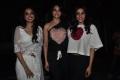 Kanika Dhillon, Rakul Preet Singh, Regina Cassandra @ Size Zero Special Show at PVR Cinemas