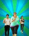 Arya, Anushka, Sonal Chauhan in Size Zero Telugu Movie Stills
