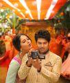 Anushka, Arya in Size Zero Telugu Movie Stills