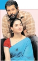 Vikram, Tamanna in Sketch Movie Latest Stills HD