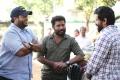 S Thaman, M Sukumar, Vikram in Sketch Movie Latest Stills HD