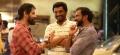 Actor Vikram @ Sketch Movie Working Stills
