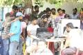 Chiyaan Vikram, Vijay Chandar @ Sketch Movie Working Stills