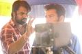 Vijay Chandar, Vikram @ Sketch Movie Working Stills