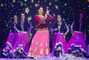 MADHURI DIXIT AT SLAM+ THE TOUR IN LONDON