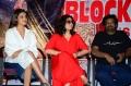 Nidhi Agarwal, Charmi, Puri Jagannadh @ iSmart Shankar Success Meet Stills