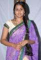 Pop Singer Smita in Langa Voni Saree Stills