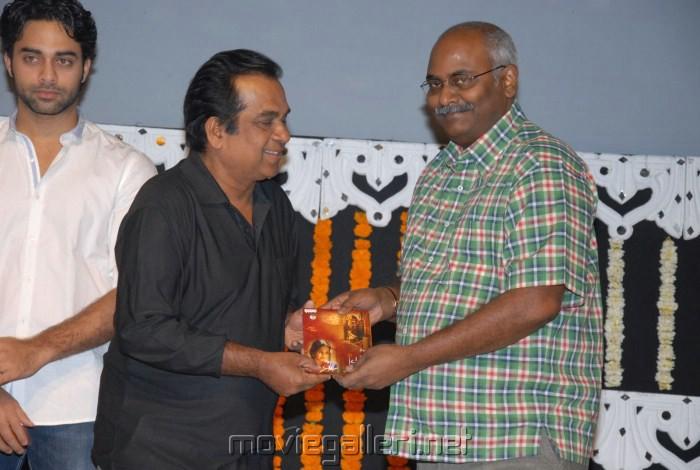 Brahmanandam, M.M Keeravani at Ishana Album Launch