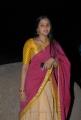 Singer Smitha in Silk Saree Pics