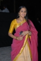 Pop Singer Smitha Silk Saree Stills