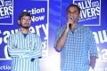 Ananth Sriram, MG. Gokary @ Smita Rally for Rivers Song Launch Stills