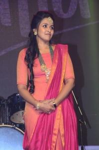 Pop Singer Smita 20 Years Journey Live Concert Photos