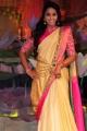 Singer Smita Ramp Walk @ An Ode To Weaves & Weavers Fashion Show