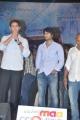 Sudhir Babu Mahesh Babu @ SMS Audio Launch Stills