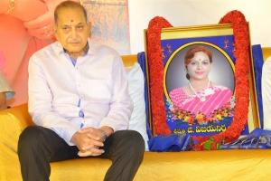Smt Vijaya Nirmala 10th Day Prayer Meet Photos