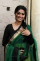 Actress Sneha Cute Images in Black Green Dress