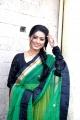Sneha Cute Images in Green Salwar Kameez