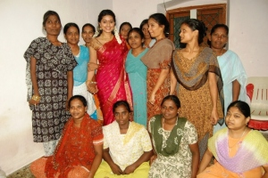 Sneha  2011 Birthday Celebration Pics