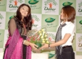 Actress Sneha @ Dabur Amla Taala Launch Stills