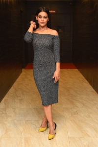 Actress Sneha Gupta Images @ Gully Rowdy Pre Release