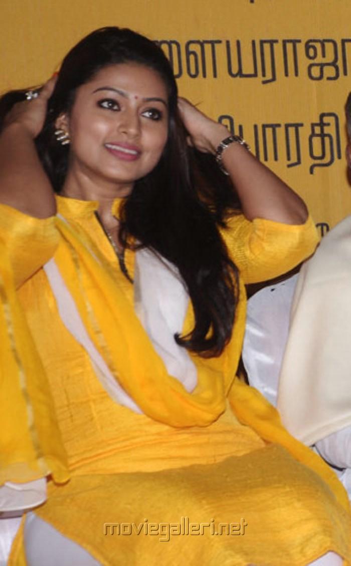 Picture 715241 | Actress Sneha in Yellow Salwar Kameez Photos | New ...
