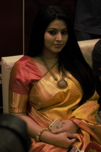Actress Sneha Inaugurated Kancheepuram VRK Silks Coimbatore Stills