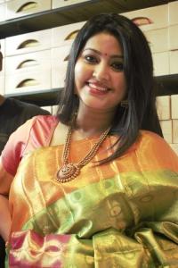 Actress Sneha Launches Kancheepuram VRK Silks Coimbatore Stills